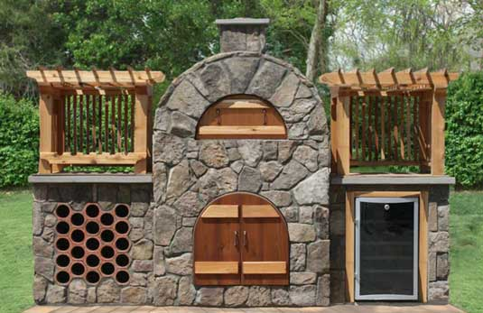 Wood-Fired Pizza Ovens & Smokers