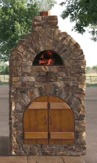 Mezzo™ Pizza Oven