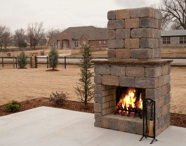 New Age™ 3 Piece PreBuilt Series™ Fireplace