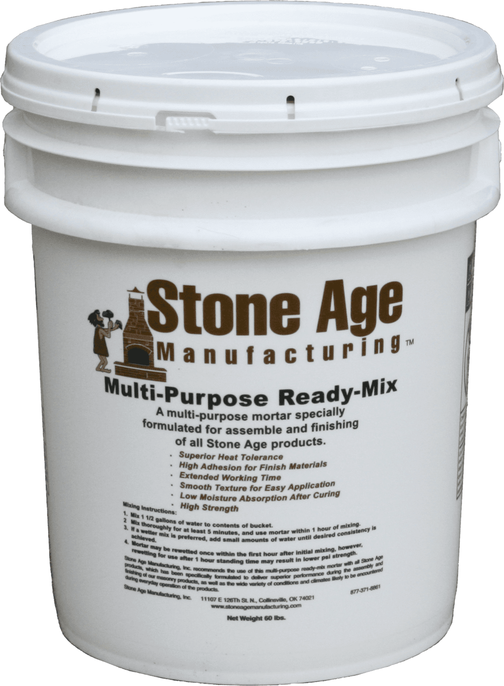 Stone Age Multi-Purpose Ready-Mix