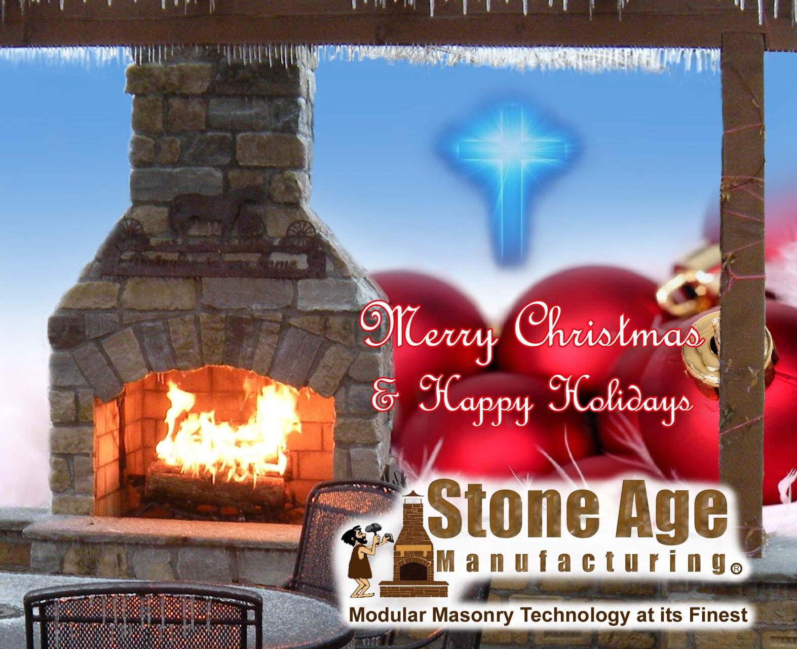 Stone Age Christmas Image 2020